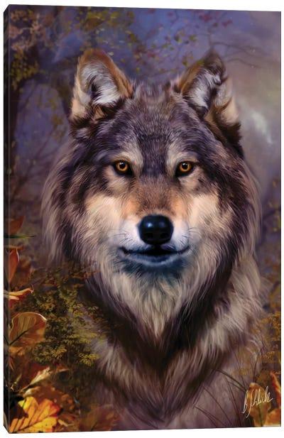 Wolf Variant I Canvas Print #BNT53
