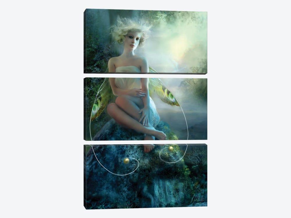 Dew by Bente Schlick 3-piece Art Print