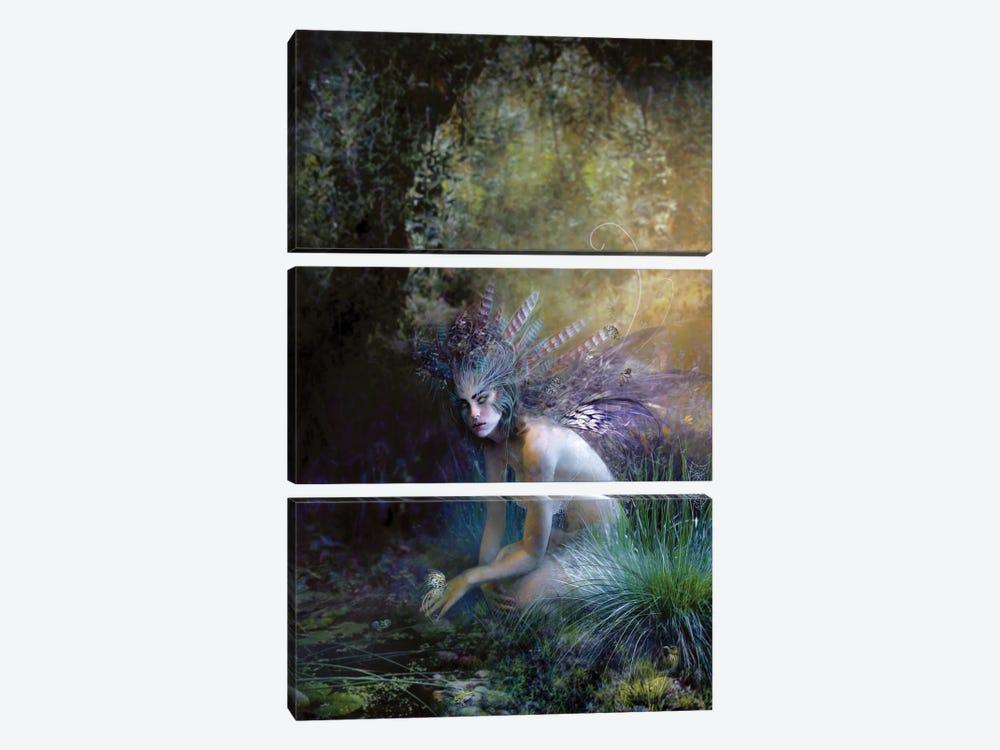 Chatoyant by Bente Schlick 3-piece Art Print