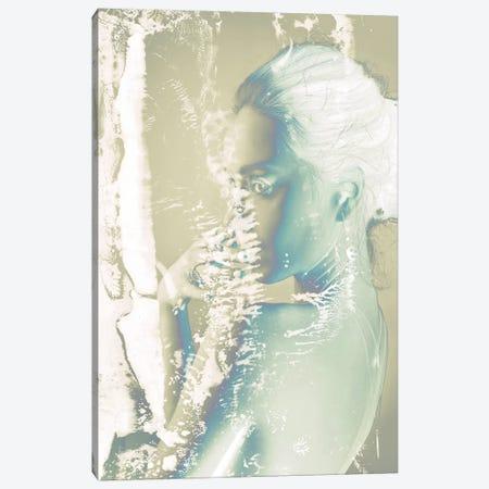 Awash I Canvas Print #BNZ153} by 33 Broken Bones Canvas Wall Art