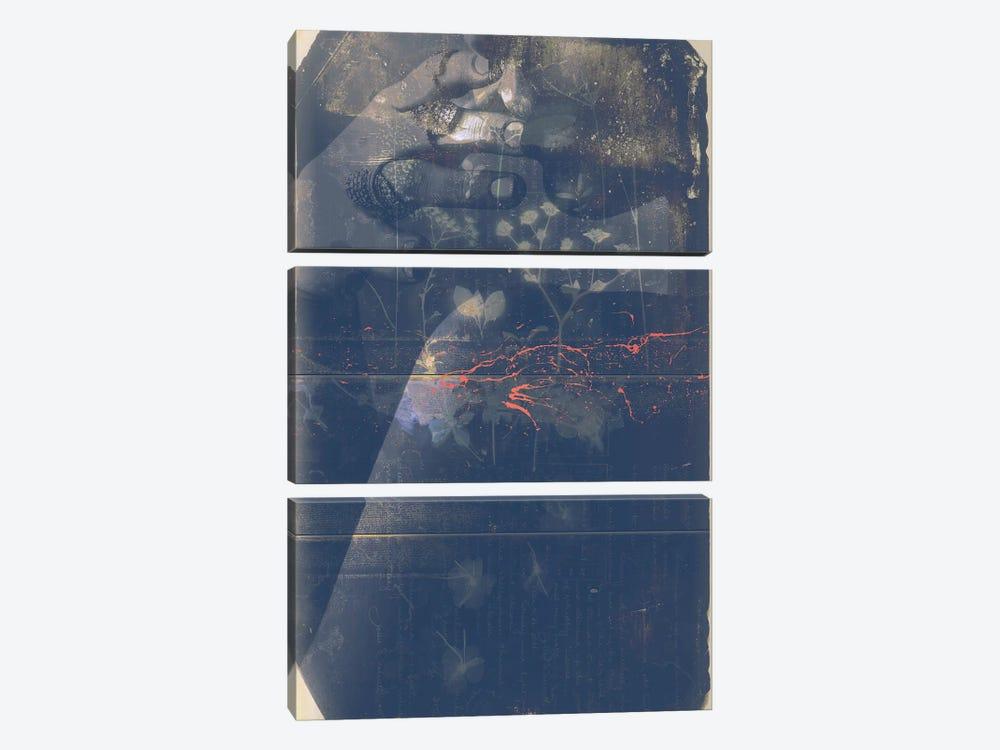 Lumen II by 33 Broken Bones 3-piece Canvas Art
