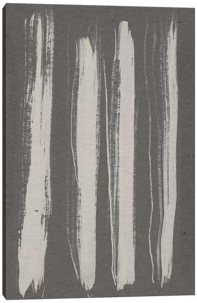 Abstract Brush III Canvas Art Print