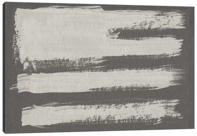 Abstract Brush VIII Canvas Art Print