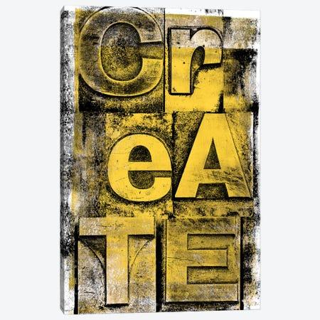 Create 02 Canvas Print #BNZ212} by 33 Broken Bones Canvas Art Print