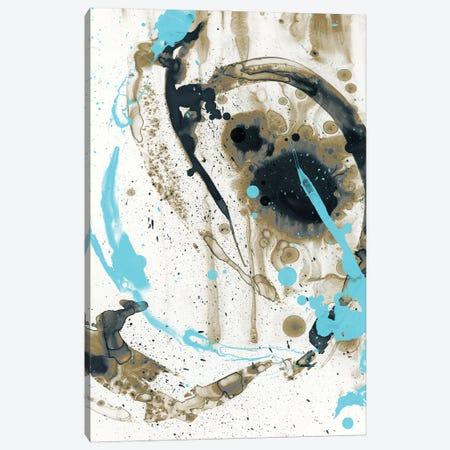Lockdown Ink III Canvas Print #BNZ225} by 33 Broken Bones Canvas Art Print