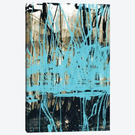 Lockdown Ink IV Canvas Print #BNZ226} by 33 Broken Bones Canvas Art Print