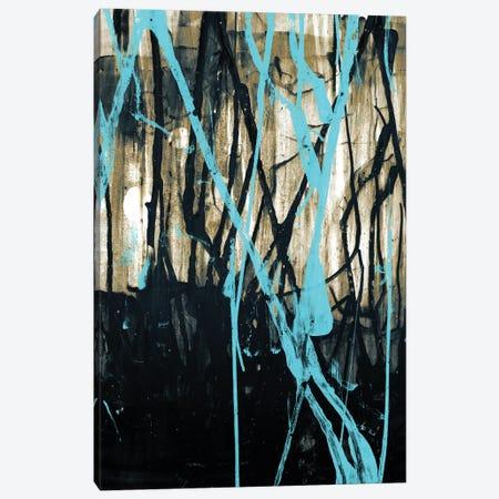 Lockdown Ink V Canvas Print #BNZ227} by 33 Broken Bones Art Print