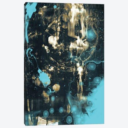 Lockdown Ink VI Canvas Print #BNZ228} by 33 Broken Bones Canvas Art