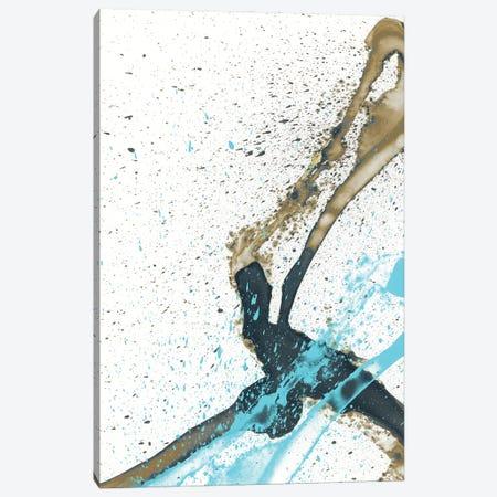 Lockdown Ink VIII Canvas Print #BNZ230} by 33 Broken Bones Canvas Art Print