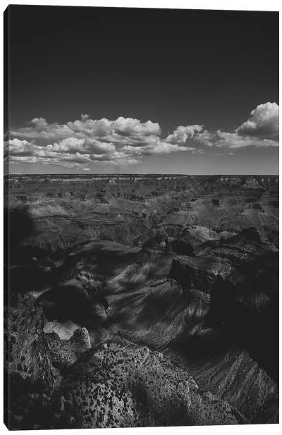 Grand Canyon III Canvas Art Print