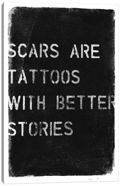 Better Stories Canvas Art Print
