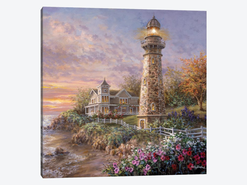 Majestic Guardian by Nicky Boehme 1-piece Canvas Art Print