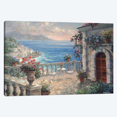 Mediterranean Elegance Canvas Print #BOE106} by Nicky Boehme Canvas Art Print