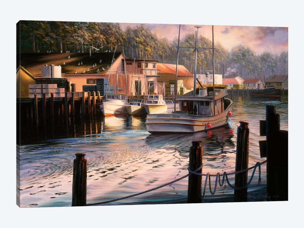Point Of View by Nicky Boehme 1-piece Canvas Artwork