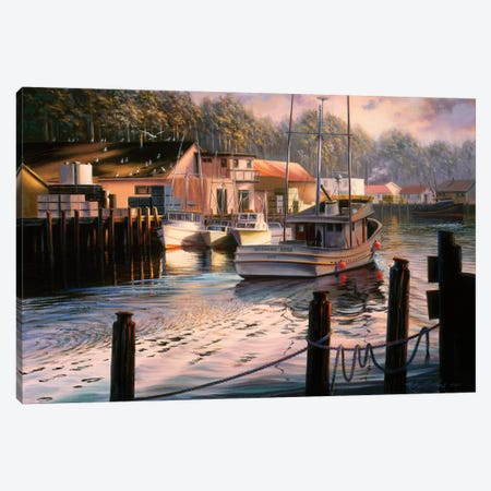 Point Of View Canvas Print #BOE126} by Nicky Boehme Canvas Art Print