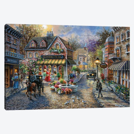 Remembrance Canvas Print #BOE129} by Nicky Boehme Canvas Art