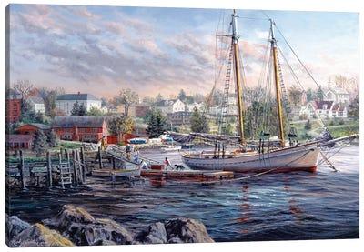 Seafarer's Delight Canvas Print #BOE133