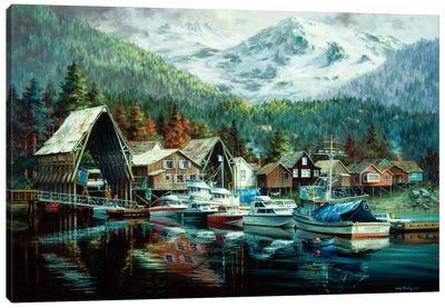Season's Beginning Canvas Art Print