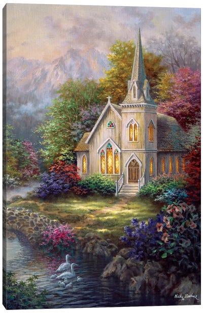 Serenity Canvas Print #BOE137