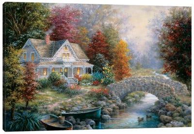 Victorian Splendor Canvas Art Print