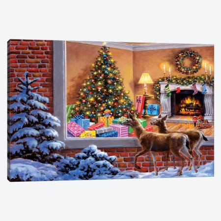 You Better Be Good Canvas Print #BOE175} by Nicky Boehme Canvas Wall Art