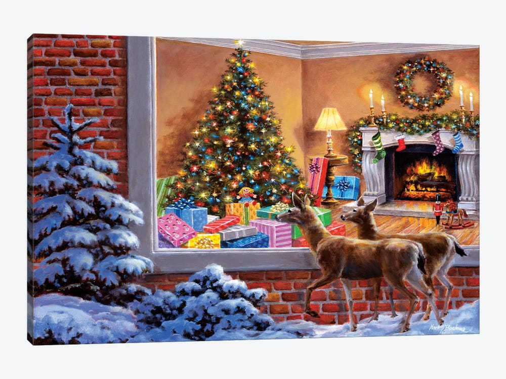 You Better Be Good by Nicky Boehme 1-piece Canvas Artwork