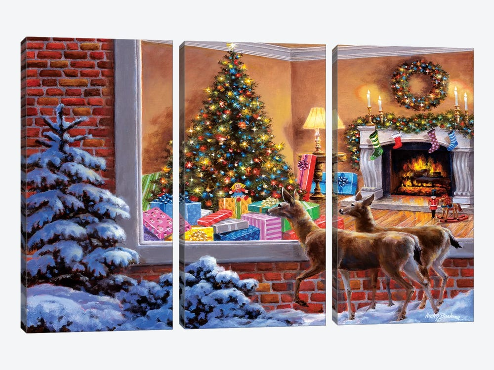 You Better Be Good by Nicky Boehme 3-piece Canvas Artwork