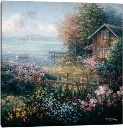 Bay's Domain Canvas Art Print