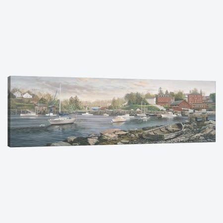 Cozy Cove Canvas Print #BOE46} by Nicky Boehme Canvas Print