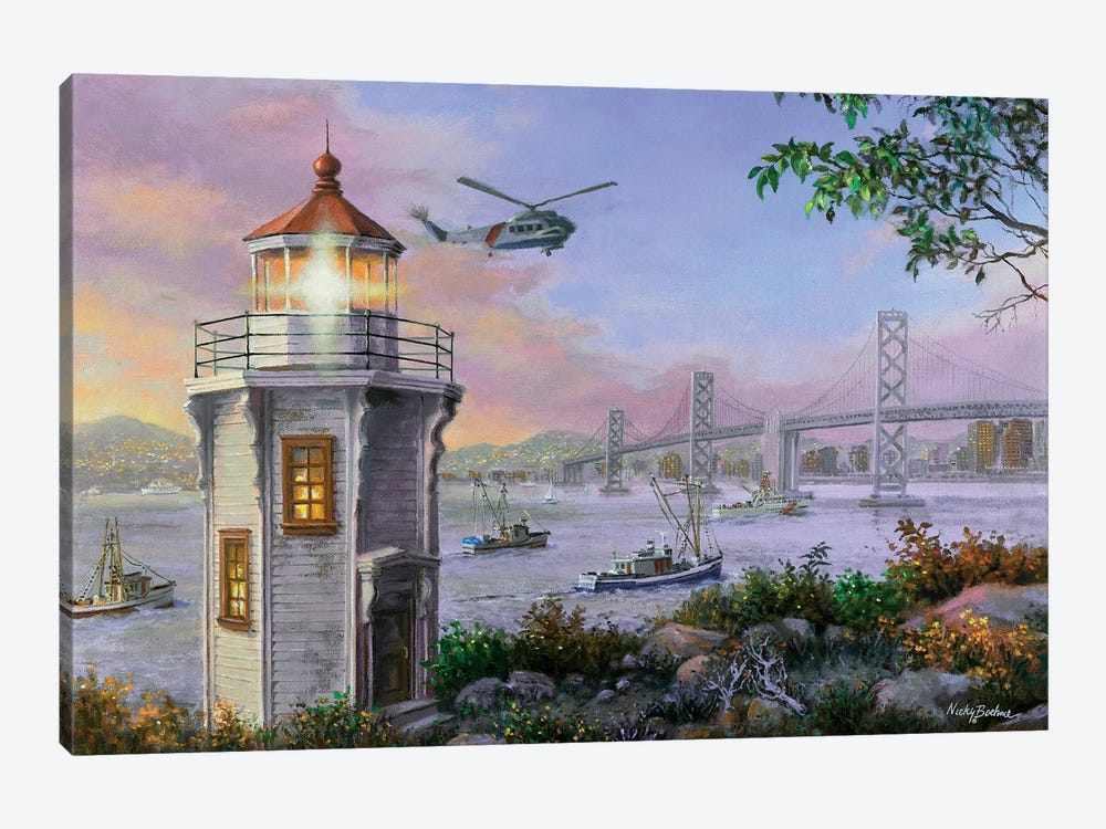 Golden Bliss by Nicky Boehme 1-piece Art Print