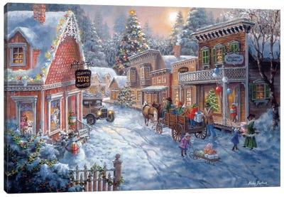 Good Old Days Canvas Art Print