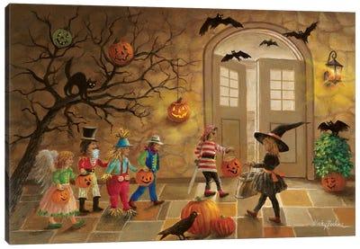 Halloween Fun Canvas Art Print