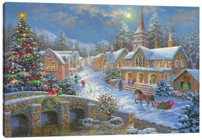 Heaven On Earth II Canvas Art Print
