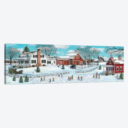 Recess Canvas Print #BOF101} by Bob Fair Canvas Wall Art