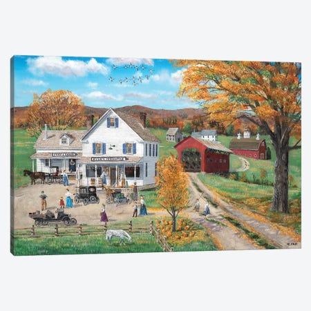 Rylies Merchantile Canvas Print #BOF105} by Bob Fair Canvas Art Print