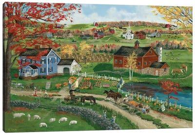 Fall Sale Canvas Art Print