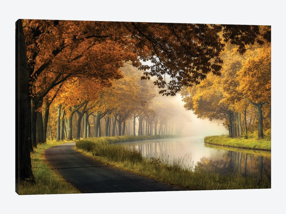 A Calm Morning by Sus Bogaerts 1-piece Canvas Wall Art