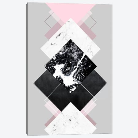 Geometric Textures VII Canvas Print #BOH102} by Mareike Böhmer Canvas Print