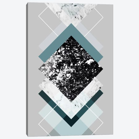 Geometric Textures VIII Canvas Print #BOH103} by Mareike Böhmer Canvas Art Print