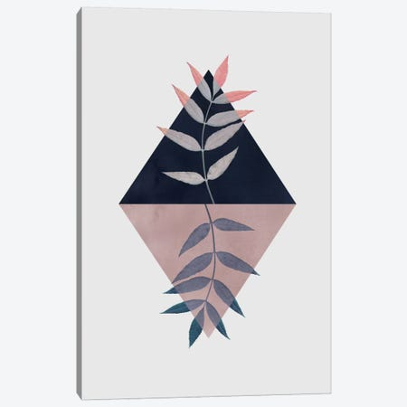 Geometry And Nature III Canvas Print #BOH104} by Mareike Böhmer Canvas Artwork