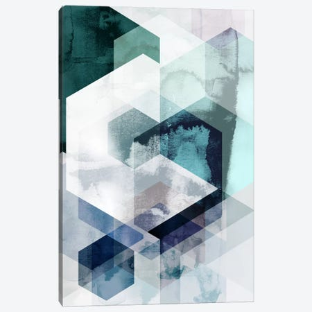 Graphic CLXV Canvas Print #BOH105} by Mareike Böhmer Canvas Wall Art