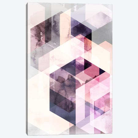 Graphic CLXVI Canvas Print #BOH106} by Mareike Böhmer Canvas Art