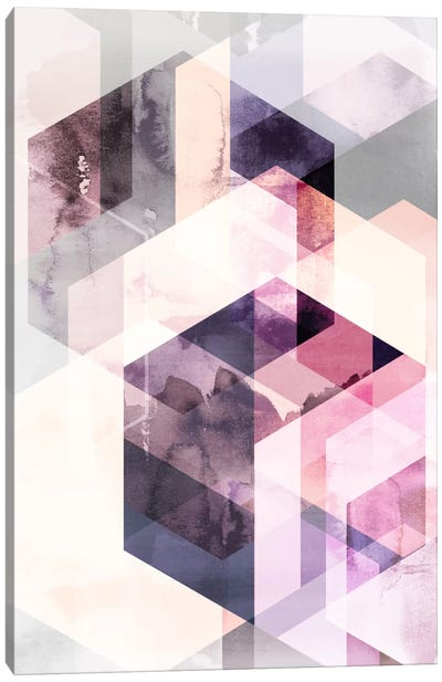 Graphic CLXVI Canvas Art Print