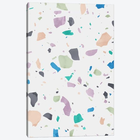 Terrazzo II Canvas Print #BOH113} by Mareike Böhmer Canvas Wall Art