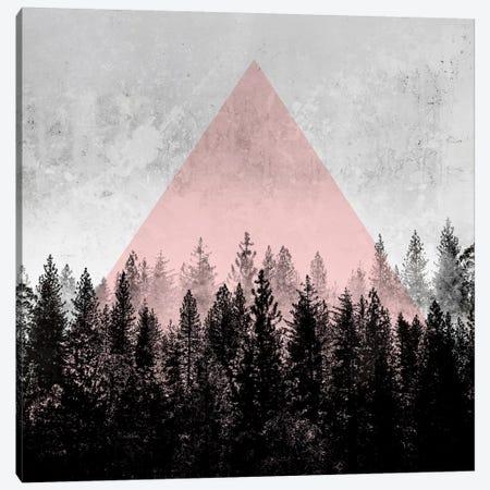 Woods III.X Canvas Print #BOH114} by Mareike Böhmer Art Print