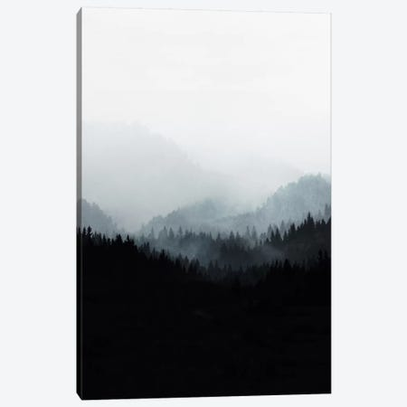 Woods V.Y II Canvas Print #BOH115} by Mareike Böhmer Art Print