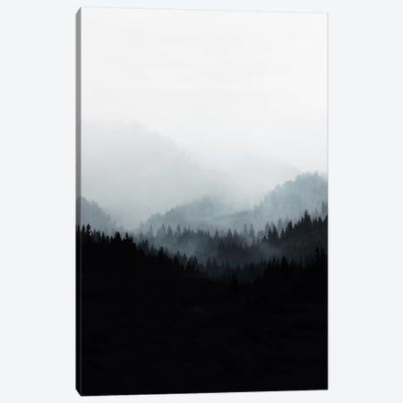 Woods V.Y II Canvas Print #BOH115} by Mareike Böhmer Art Print