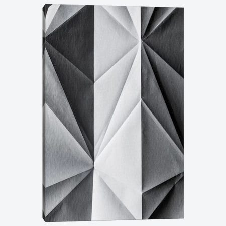 Folded Paper I Canvas Print #BOH120} by Mareike Böhmer Canvas Art Print