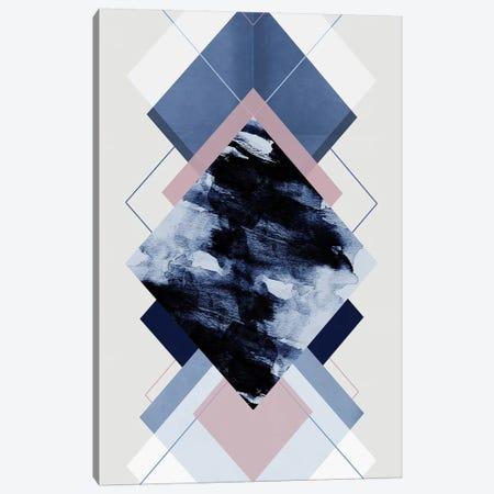 Geometric Textures XI Canvas Print #BOH124} by Mareike Böhmer Canvas Wall Art