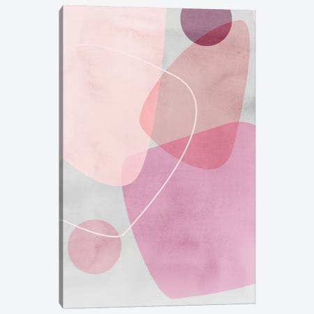 Graphic CL.G Canvas Print #BOH127} by Mareike Böhmer Canvas Art